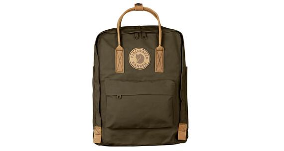 Fjällräven Kånken No.2 Backpack Dark Olive